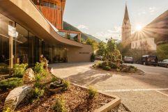 Zufahrt des Naturhotels Rainer (Naturhotel Rainer)