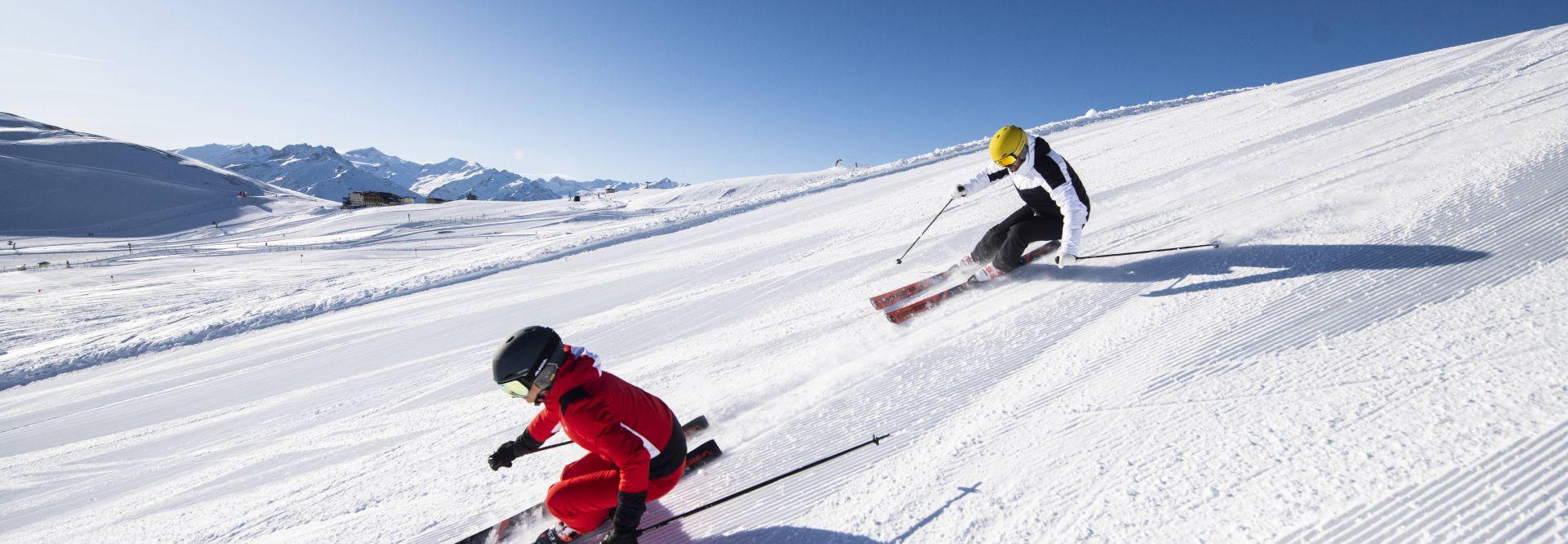 Beste Bedingungen für eine tolle Abfahrt (c) Wildkogel - Arena Neukirchen & Bramberg